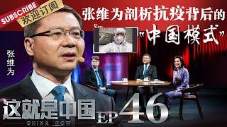 第46期:张维为解读探讨中国推动抗疫模式的特点_探讨中国抗疫对世界的意义_|《这就是中国》CHINA_NOW_EP46【东方卫视官方频道】