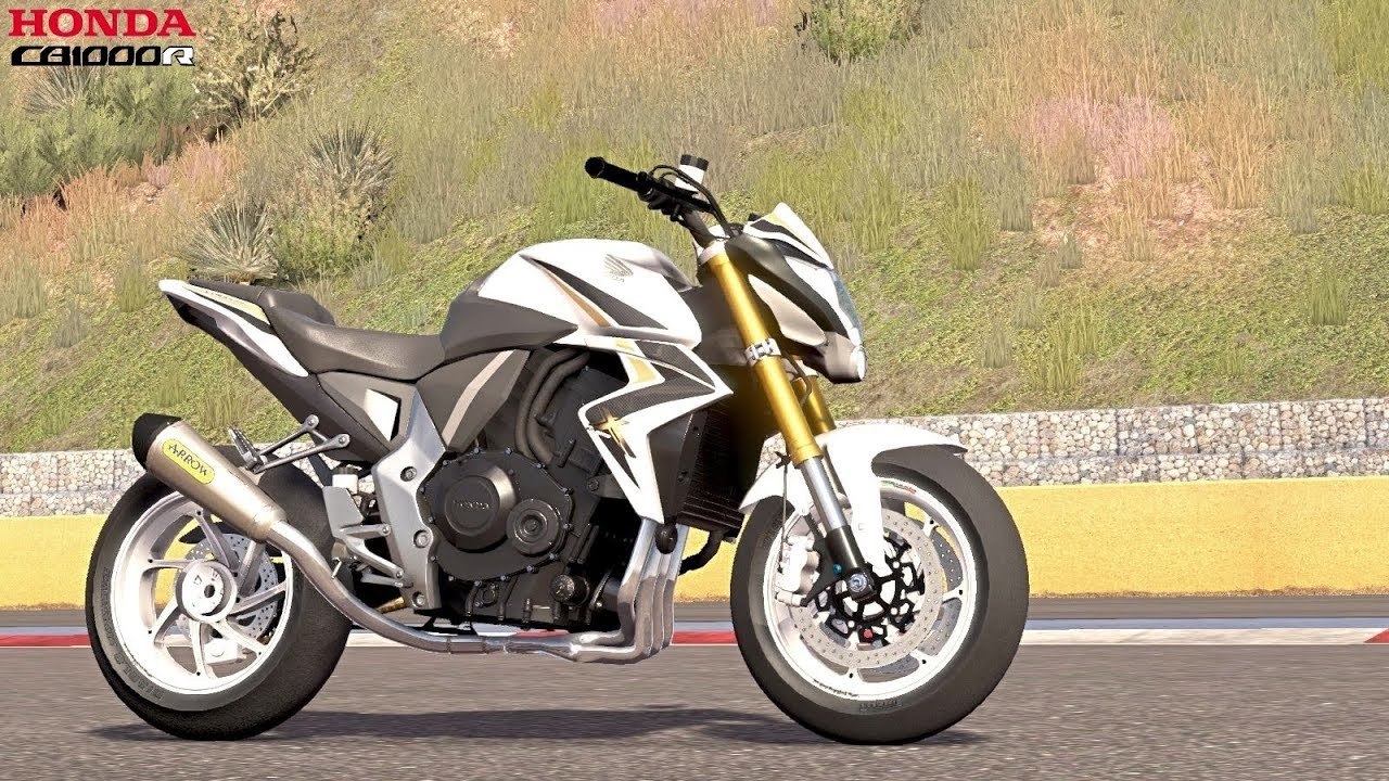 Honda CB 1000 R ABS 2014   Ride 2 - YouTube