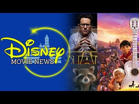 JJ Abrams Directing Star Wars 9, Rocket Origins, New Coco Trailer  & More! - Disney Movie News 86