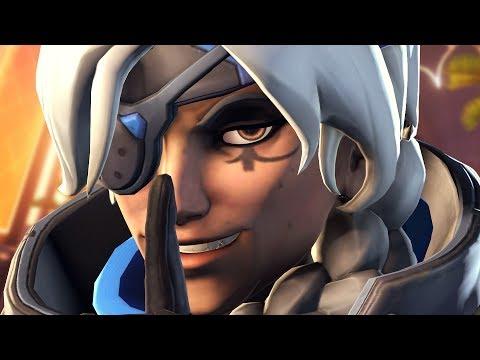 Ana Is Evil [Overwatch]