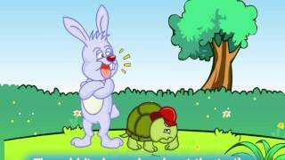 super teddy s4e6 story the rabbit always laugh at the turtle i m fast and you are slow