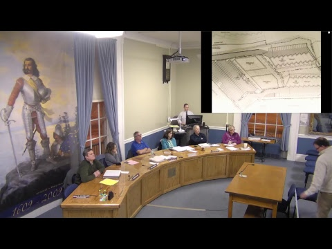 City of Plattsburgh, NY Zoning Meeting  12-19-17
