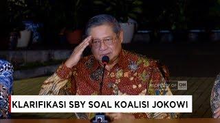 Curhat SBY: Presiden Jokowi Berulang Kali Ajak SBY dan Demokrat Berkoalisi