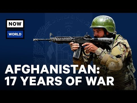 War in Afghanistan: 17 Years Later | NowThis World