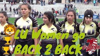 LINDENWOOD LADIES go Back 2 Back | 2018 USARC 7s National Championships