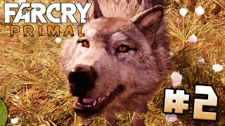 Wild Animals! - Far Cry Primal | Part 2 (PS4) HD