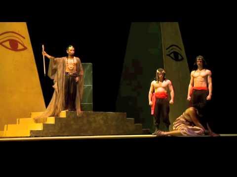 Dominic Lim, IU Opera Theater - Domerò la tua fierezza (Handel: Giulio Cesare)