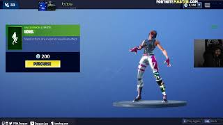 TSM REACTS To *New PATCH PATROLLER HALLOWEEN SKIN & HOWL EMOTE | Fortnite Halloween