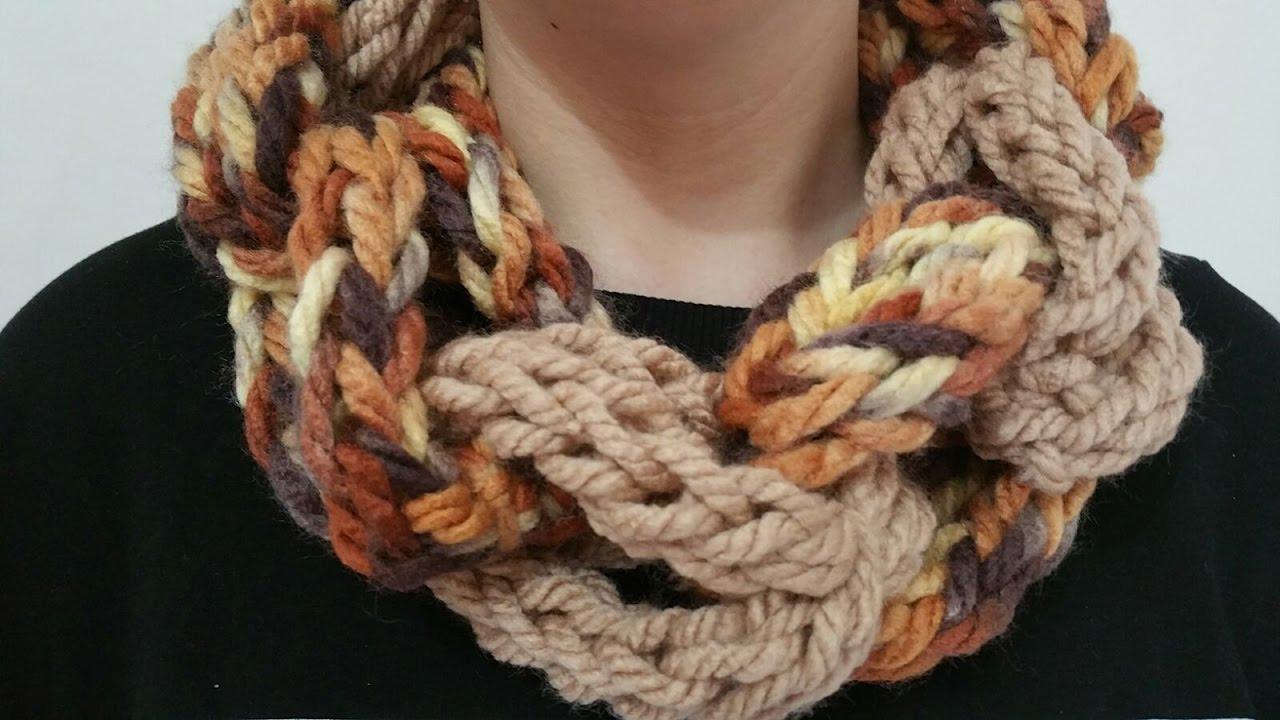 design senza tempo 637ea b8284 crochet scarf