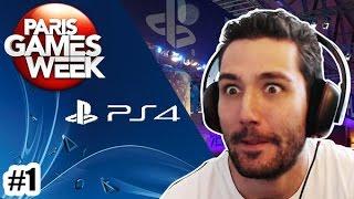 Les exclusivités PS4 pour 2015 (PARIS GAMES WEEK) #1