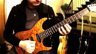 Guitar Lessons Lick #1 Pentatonic ( Fusion Sound )