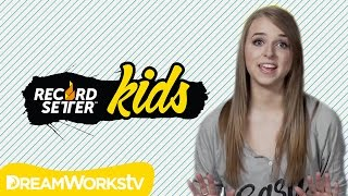 Jennxpenn's Minecraft World Records You Can Break | RecordSetter Kids