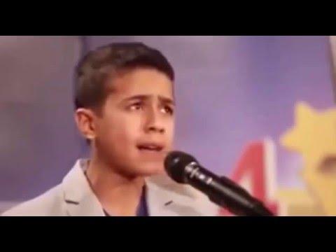 بكاء لجنة التحكيم عند سماع تلاوة للطفل ياسين مقلدًا صوت الشيخ عبد الباسط
