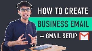 Ücretsiz İş e-Posta Oluştur ve Gmail ile Kullanma