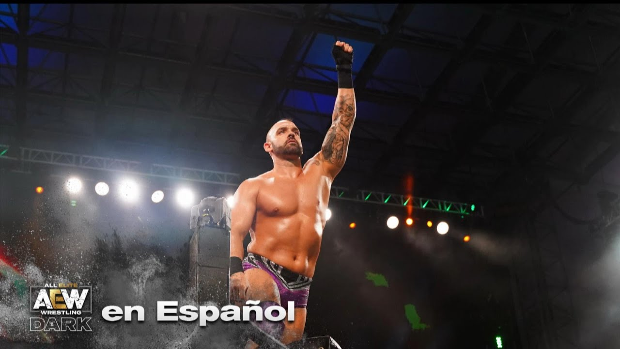 SHAWN SPEARS VS MAX CASTER | AEW DARK en ESPANOL 6/30/20