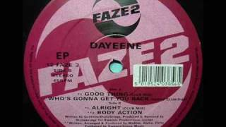 Dayeene - Body Action - 1992