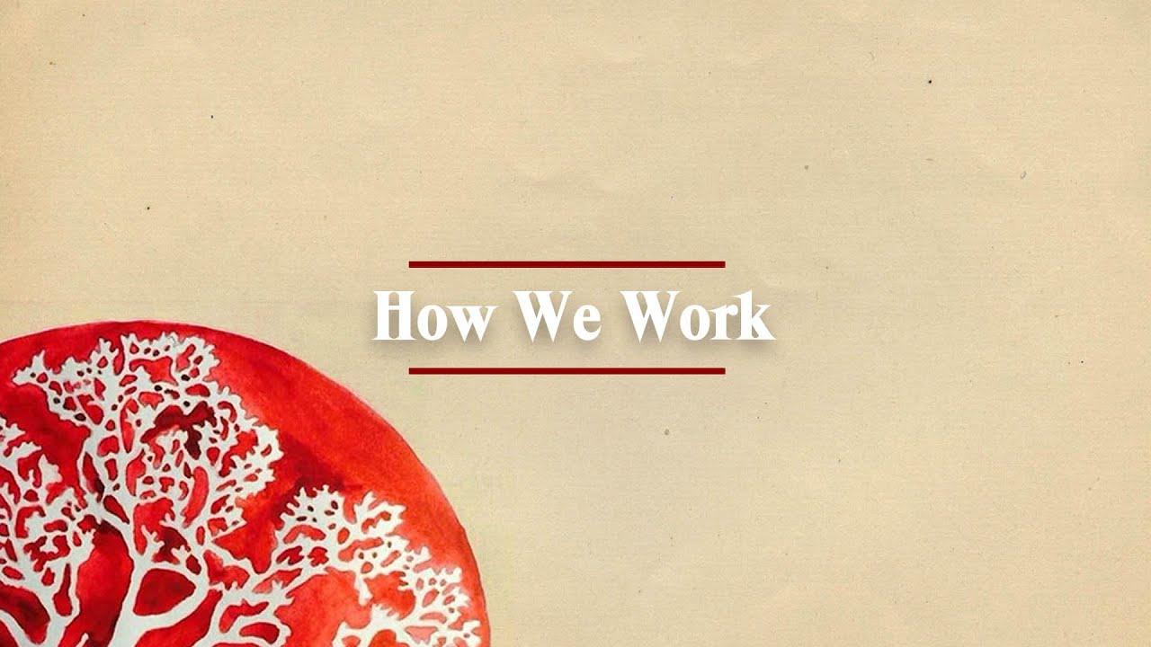 Candy Apple Grove: How we work!