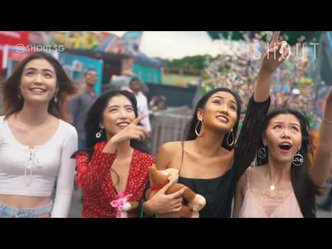 Prudential Marina Bay Carnival -  Experience Singapore's biggest carnival at the iconic Marina Bay