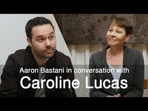 """The Height of Arrogance"" - Caroline Lucas on Theresa May, Brexit and the General Election"