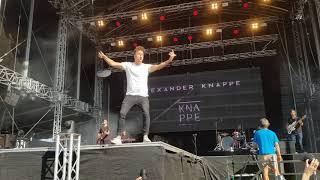 Alexander Knappe & Band - Musik an Welt aus |Stars@NDR2 Wolfenbüttel (04.08.2018)