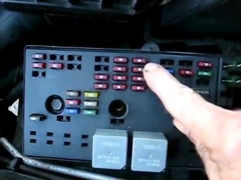 clearing the check engine service engine soon light youtube fuse box diagram 2005 f150