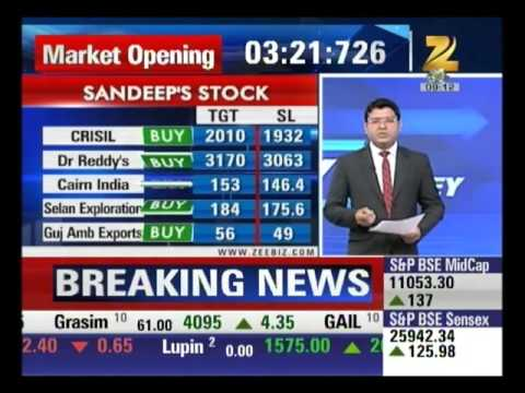 Market Pre Open  : First Trade