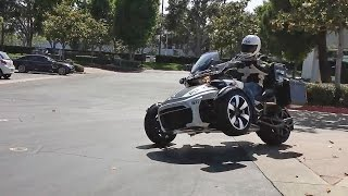 Police-Edition Can-Am Spyder!