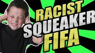 Racist Squeaker Trolled On FIFA by Evil Elmo