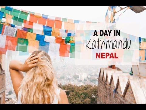 A DAY IN KATHMANDU, NEPAL 2017 | VLOG #46