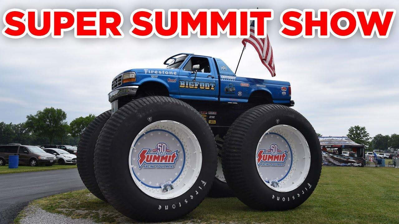 Super Summit Car Show Norwalk OH YouTube - Summit car show
