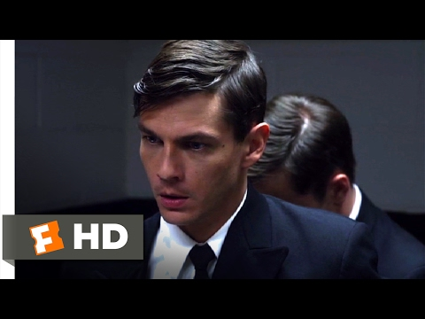 Burning Blue (2013) - Homophobic Investigation Scene (9/10) | Movieclips