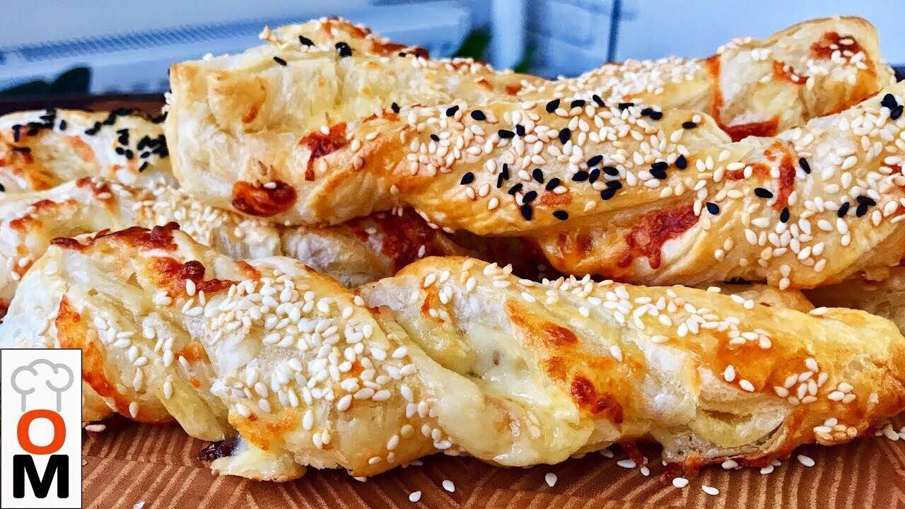 Сырные Палочки Очень Легко, но Так Вкусно   Cheese Sticks    Ольга Матвей