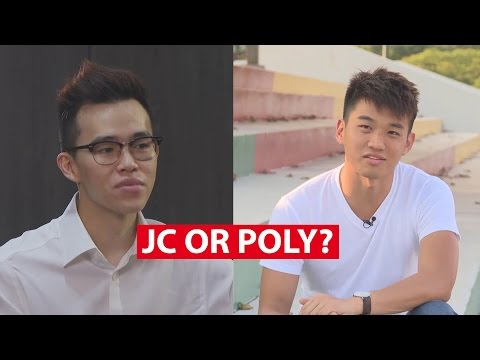JC or Poly? | Talking Point | CNA Insider