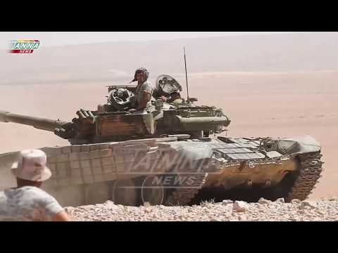 [Syria] Sukhneh to Deir ez-Zor. New SAA trophy | Через Сухне