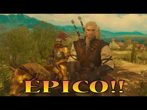 The Witcher 3 - Wild Hunt  - Blood & Wine  - Trailer de Lançamento - Dublado em Português