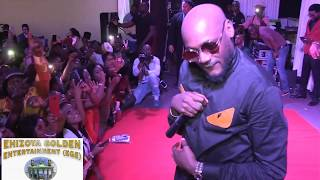 2BABA 2FACE LIVE PERFORMANCE  NOLLYWOOD NEGA AWARDS GALA NIGHT IN GERMANY