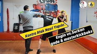 KONTRA ATAKLAR  (Fend - Eskiv ile birlikte boks ve kick boksta kontra vuruşlar / Counter attack)