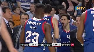 Basketbol Süper Ligi 25. Hafta: Sakarya Büyükşehir Basketbol - Anadolu Efes