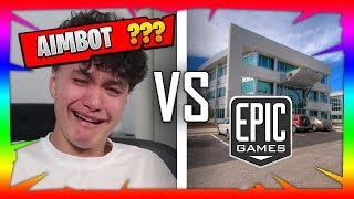 The TRUTH about FaZe Jarvis' Aimbot... (EPIC)