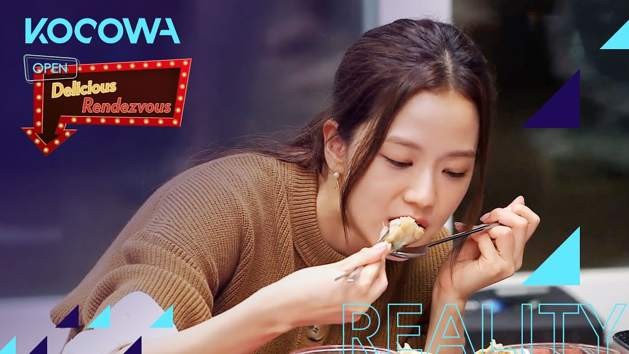 Jisoo, how did you make these dumplings? [Delicious Rendezvous E43] - YouTube