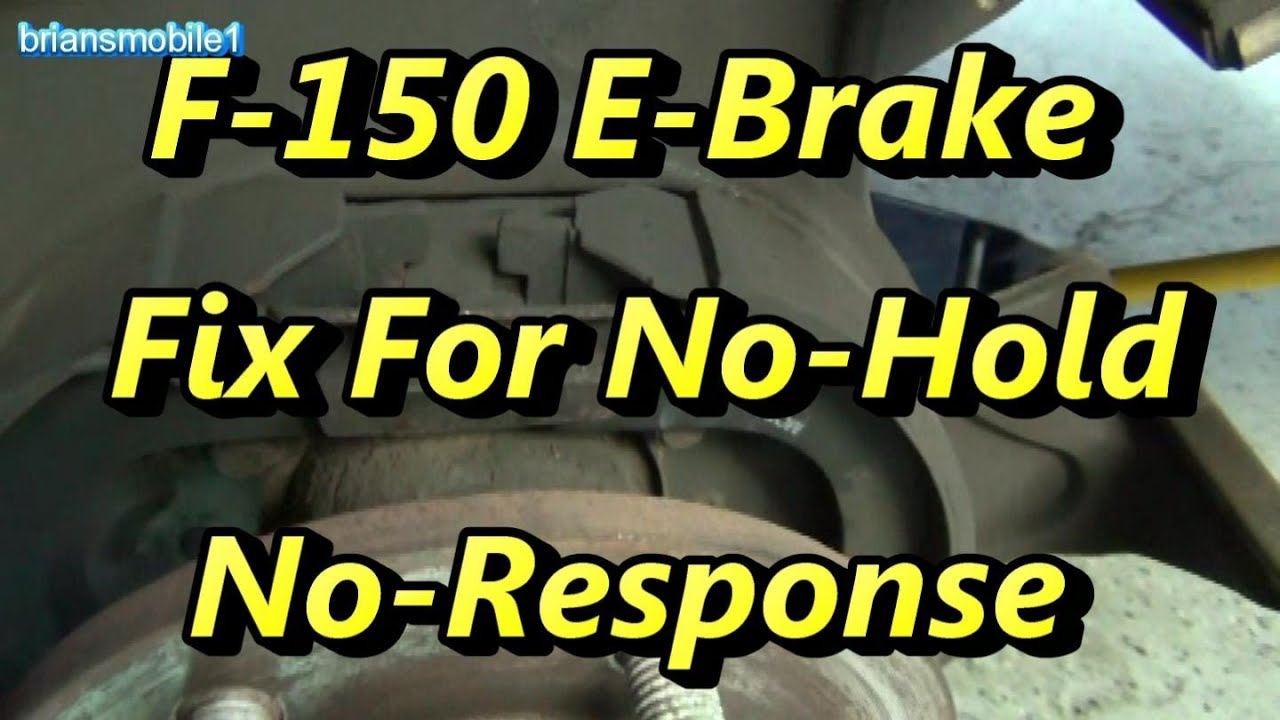1994 F150 Brake Diagram Great Design Of Wiring 1964 Chevy Impala Turn Signal How To Fix An F 150 E Youtube Rh Com Ford