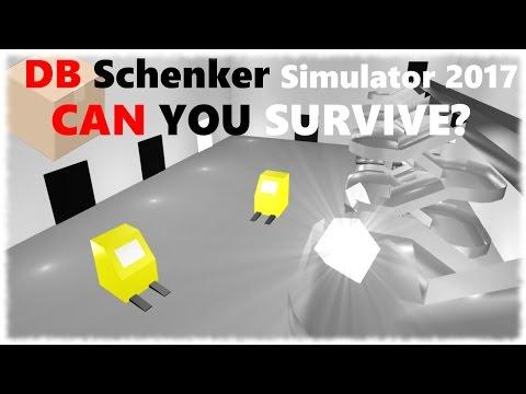 Worst Job Ever, Can you Survive? - DB Schenker Simulator (Blender Game Download)