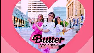 K Pop In Public Bts 방탄소년단 Butter Feat Megan Thee Stallion Special Performance Dance Cover
