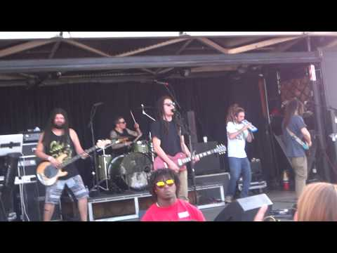 Tribal Seeds- Run the Show live at higher grounds music festival 2014