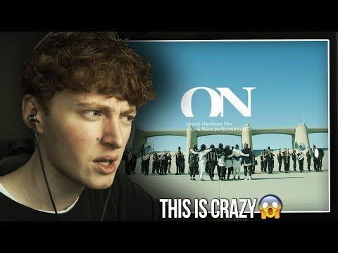 THIS IS CRAZY! (BTS (방탄소년단) 'ON' Kinetic Manifesto Film | Reaction/Review)