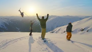 RedBull TV  | Mark McMorris  Adventures | Amazing TV