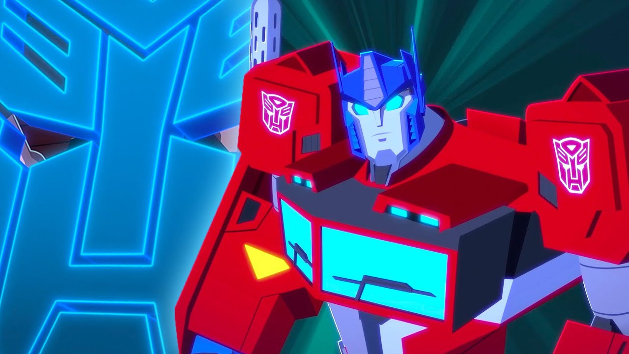 BEST OF OPTIMUS PRIME   Transformers Cyberverse   Transformers Official