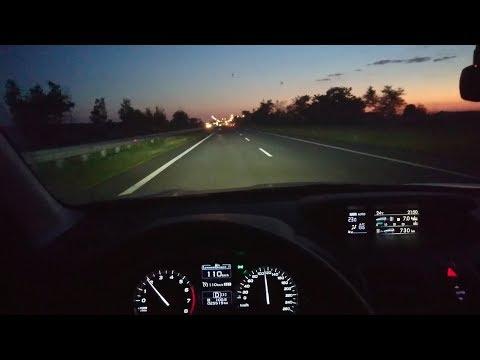 Subaru Forester XT Turbo Запас хода 830км?! Реальный расход по трассе