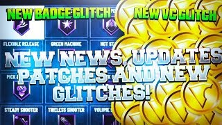 NEW VC GLITCH AND BADGE GLITCH IN NBA 2K20! RONNIE2K CANT STOP LYING & MORE!