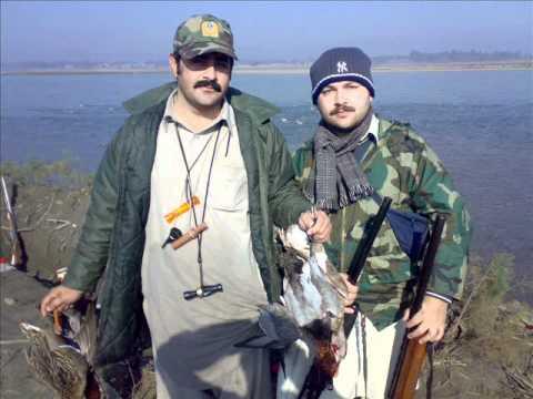 Duck Hunting Peshawar Landi Arbab Group Arbab Ghayur and Qazi Brothers